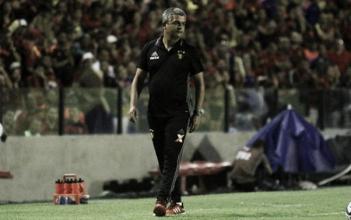 Ney Franco não resiste ao vice da Copa do Nordeste e é demitido no Sport