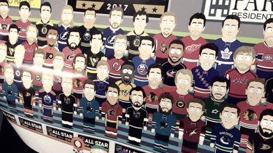 NHL Comic Captions: Week 21 of 2017/18 season