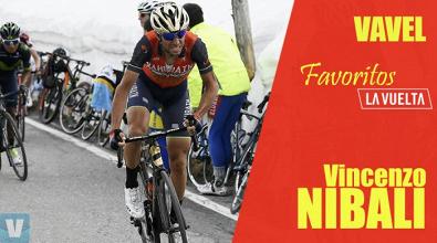 Favoritos a la Vuelta a España 2017: Vincenzo Nibali, con la mirada puesta en el rojo