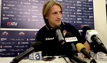 """Il Crotone ricomincia dal Milan, Nicola: """"Vogliamo stupire ancora tutti"""""""