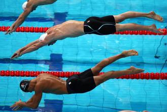 Mondiali Budapest 2017 - 4x100 mista M, fuori l'Italia
