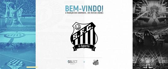 Santos fecha parceria e volta aos e-Sports