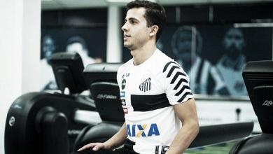 Santos se reapresenta após empate e Nilmar treina com bola pela primeira vez
