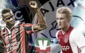 Champions League 2017/18 - A Nizza è di scena l'Ajax: Balotelli sfida Dolberg