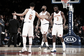 NBA - Sorrisi per New York, Brooklyn e Pistons