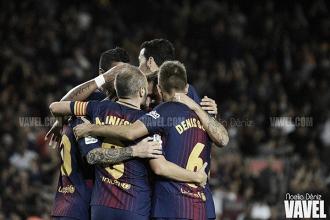 Resumen Girona 0-3 Barcelona: 3 puntos con fortuna en un duelo histórico