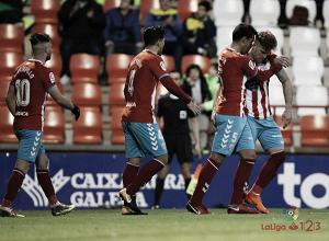 CD Lugo - AD Alcorcón: puntuaciones del Lugo, jornada 31 de LaLiga 1 2 3