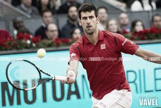 """Djokovic: """"No juego al tenis porque el codo todavía me duele"""""""