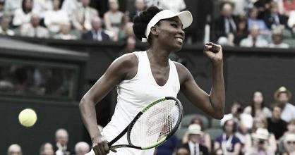 Venus Williams, de regreso en la final de Wimbledon