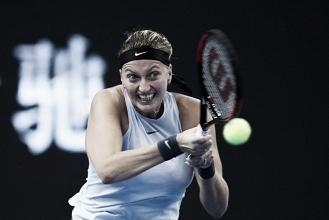 Kvitova, indetenible para Wozniacki en Pekín
