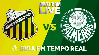 Resultado Novorizontino x Palmeiras pelo Campeonato Paulista 2018 (0-3)