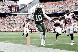 Em Cleveland, Jets vence terceira seguida e Browns permanecem sem vencer