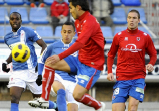 Derrota por la mínima la última vez que el Granada visitó Soria