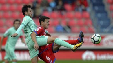 Resumen Numancia 1-3 Granada en Segunda División 2017