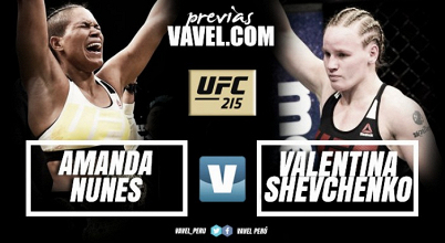 Previa UFC 215 Nunes -Shevchenko: Nuevo capítulo para el deporte peruano en Canadá