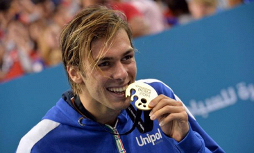 Mondiali di Nuoto: l'Italia è azzurra