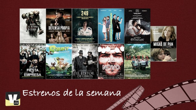 Estrenos de cine: 9 de diciembre