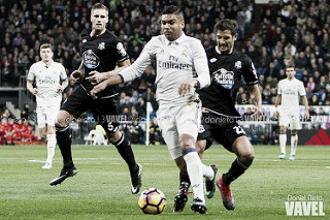 El Madrid resucitó en Riazor