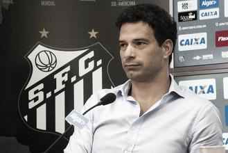 Após 45 dias como diretor executivo, Gustavo Vieira é demitido do Santos