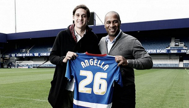 Angella joins QPR on loan