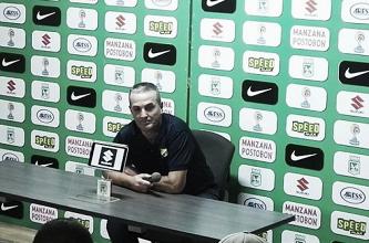 """Néstor Craviotto: """"Queríamos hacer un mejor partido"""""""