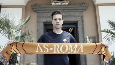 Szczesny's Roma loan extended for another year