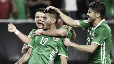 Mexico Names 32-man roster for friendlies and qualifiers