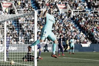 Suárez quebra jejum, marca duas vezes e Barcelona supera Leganés