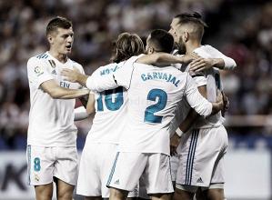 Deportivo La Coruña - Real Madrid, puntuaciones del Madrid, jornada 1 de la Liga 2017/18