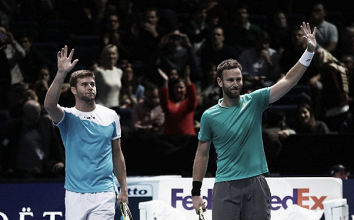 ATP World Tour Finals: Underdogs Harrison/Venus get off to a winning start