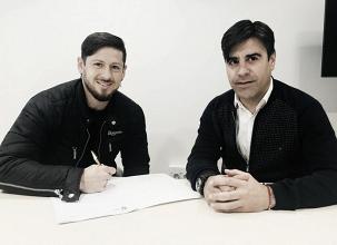 El Albacete refuerza la delantera con Javier Acuña
