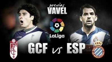 Previa Granada CF - RCD Espanyol: un cierre sin alicientes