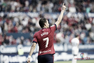 Osasuna - Sporting: puntuaciones Osasuna, jornada siete Liga 1|2|3