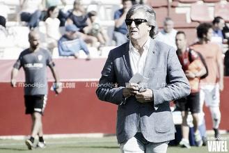 """Enrique Martín: """"Tenemos que conseguir los tres puntos"""""""