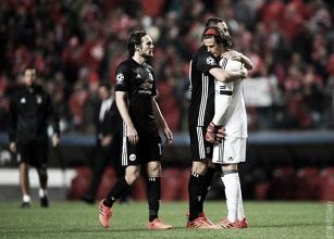 Rashford deja al Benfica con un pie y medio fuera de la Champions