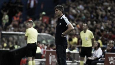 "Apesar da derrota na final, técnico Pellegrino exalta Alavés: ""Somos vencedores"""