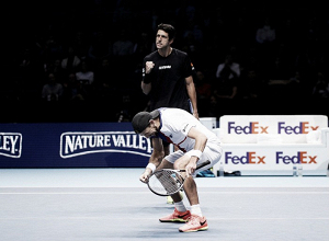 ATP World Tour Finals: Kubot/Melo reach the final with win over Harrison/Venus