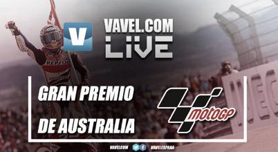 Carrera GPde Australia2017de MotoGPen vivo y en directo online