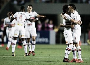 São Paulo vira sobre Atlético-PR e ganha fôlego na luta contra rebaixamento