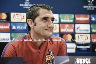 """Valverde: """"Vamos a pelear para ganar los dos últimos partidos del año"""""""