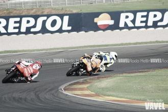Pérez, López y Cardús los más rápidos de la jornada