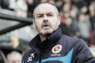 Reading manager Clarke 'devastated' with Derby defeat