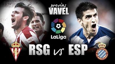 Previa Sporting de Gijón - RCD Espanyol: Este partido marcará el camino