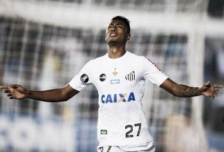 Atacante Bruno Henrique vai desfalcar Santos contra Ituano