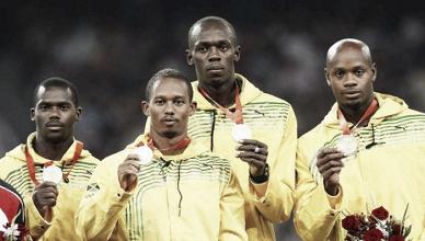 Por doping positivo, Bolt perdió una medalla de oro