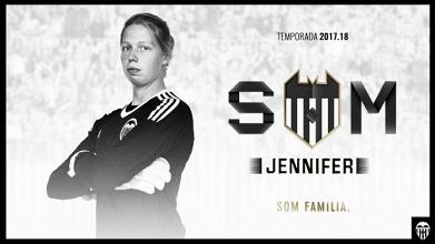 Ex-Den Haag, goleira holandesa Jennifer Vreugdenhil é contratada pelo Valencia