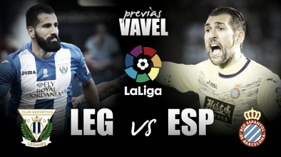 Previa Leganés - Espanyol: por primera vez en Butarque