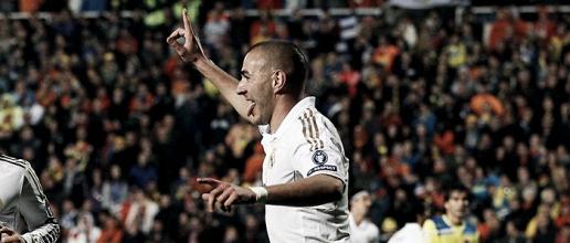 Benzema ya marcó en Chipre