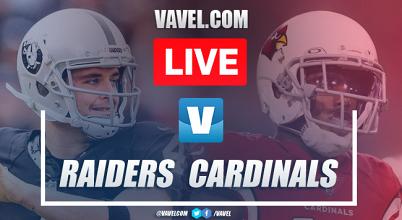 Raiders 33-26 Cardinals: Touchdowns and Highlights: 2019 NFL Preseason