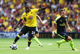 Moses, Musa win. Ighalo, Success lose